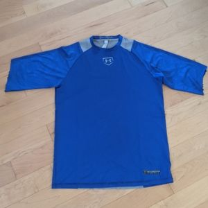 UNDER ARMOUR - 9 Strong Baseball-T